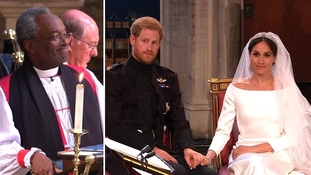 The Royal Wedding: The World Has Changed
